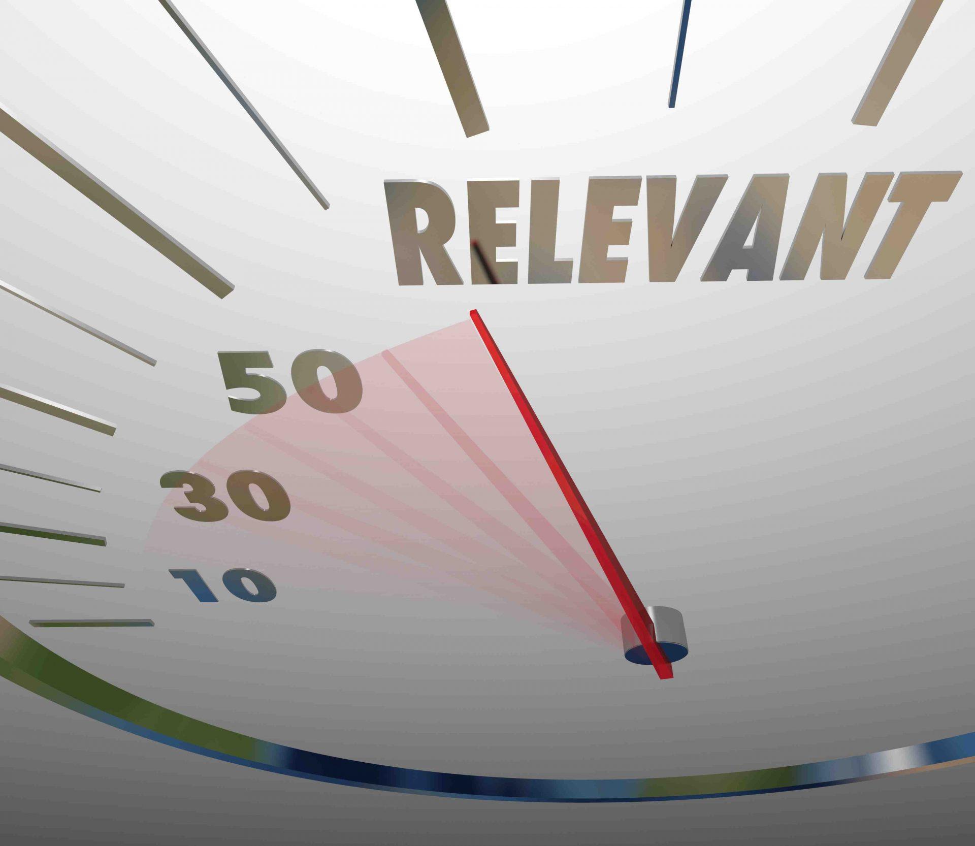 Relevancy Score